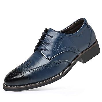 d383f15e5c Zapatos Cuero Hombre