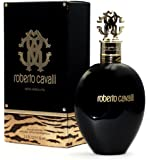 Roberto Cavalli Nero Assoluto Eau De Parfums Spray for Women, 2.5 Ounce