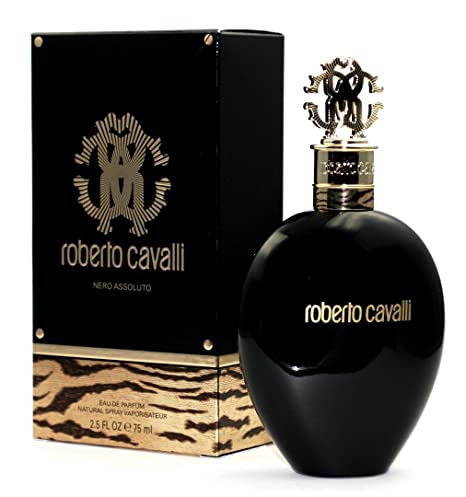 Roberto Cavalli Nero Eau de Perfume, 75ml Eau de Parfum at amazon
