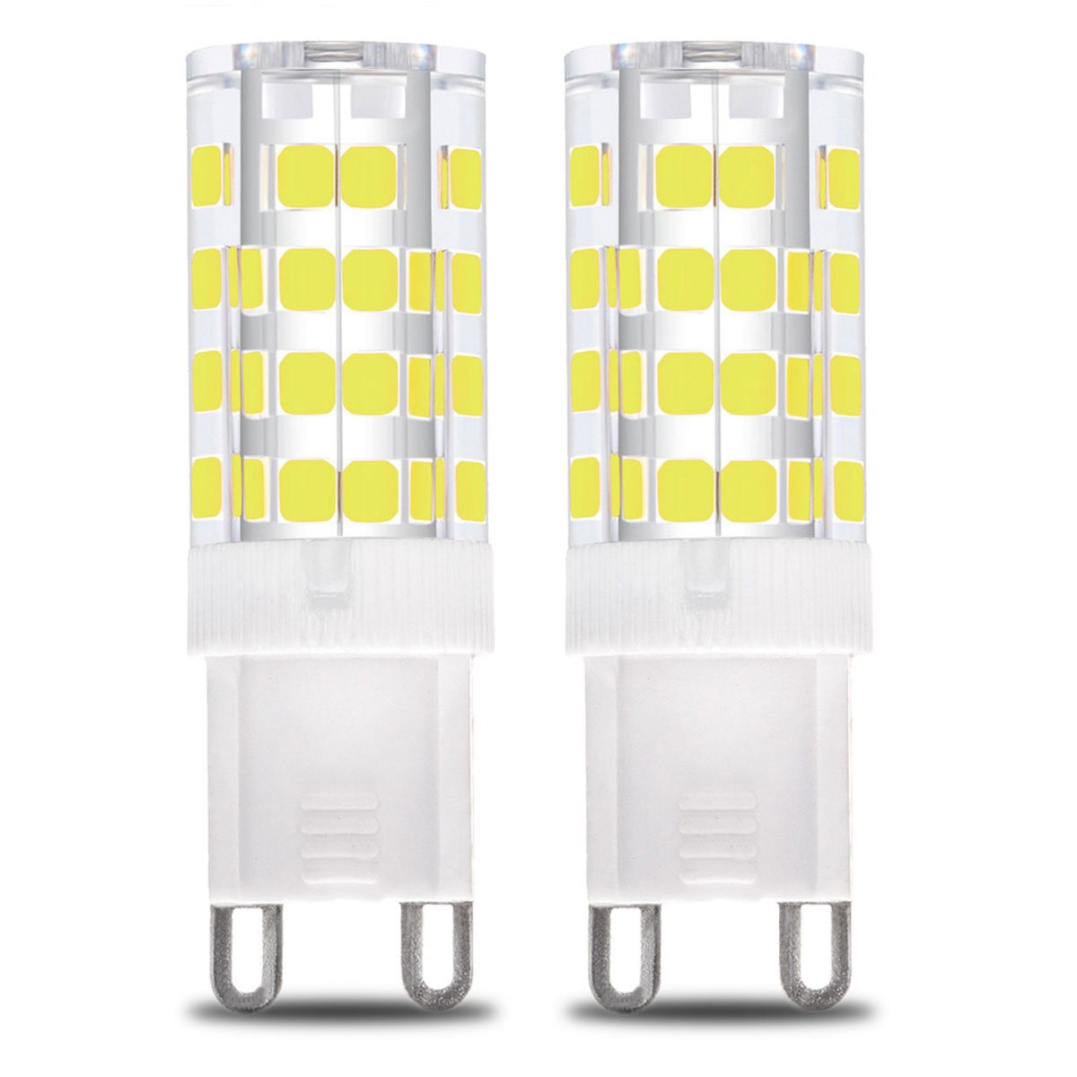 kindeep g9 led bulb 5w 400lm 40 watt halogen bulbs equivalent daylight ebay. Black Bedroom Furniture Sets. Home Design Ideas
