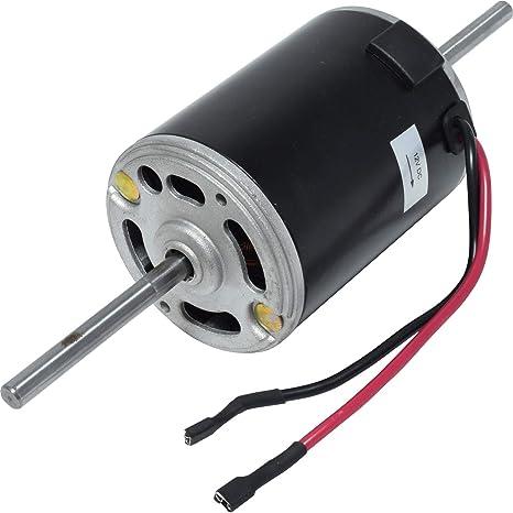 HVAC Blower Motor-Blower Motor W//O Wheel UAC BM 00126C