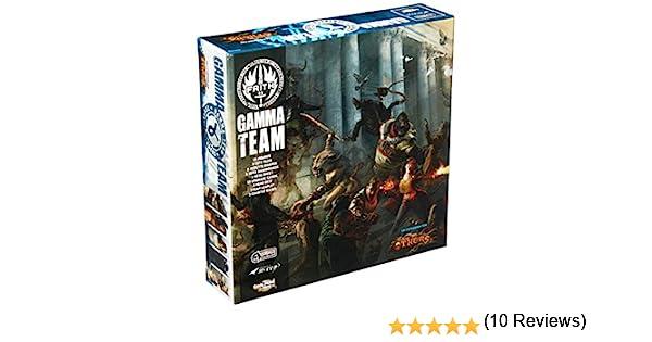 The Others: 7 Sins - Gamma Team Expansion - English: Amazon.es: Juguetes y juegos