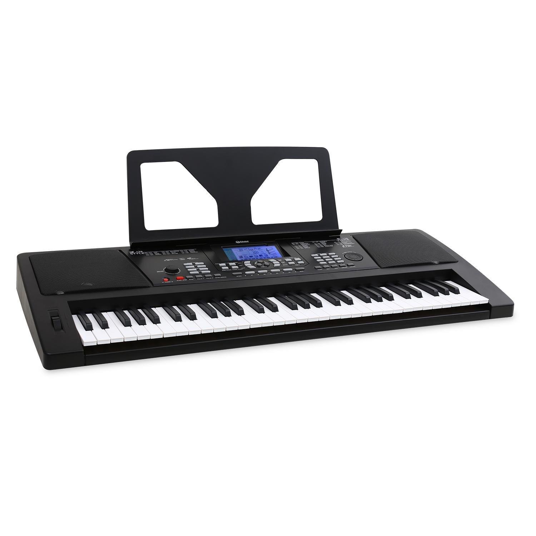 Schubert SubB teclado con USB MIDI teclas dinámicas instrumentos voces ritmos de