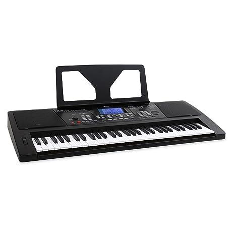 Schubert Subi61B • teclado • piano eléctrico • 61 teclas • 128 instrumentos • 128 ritmos