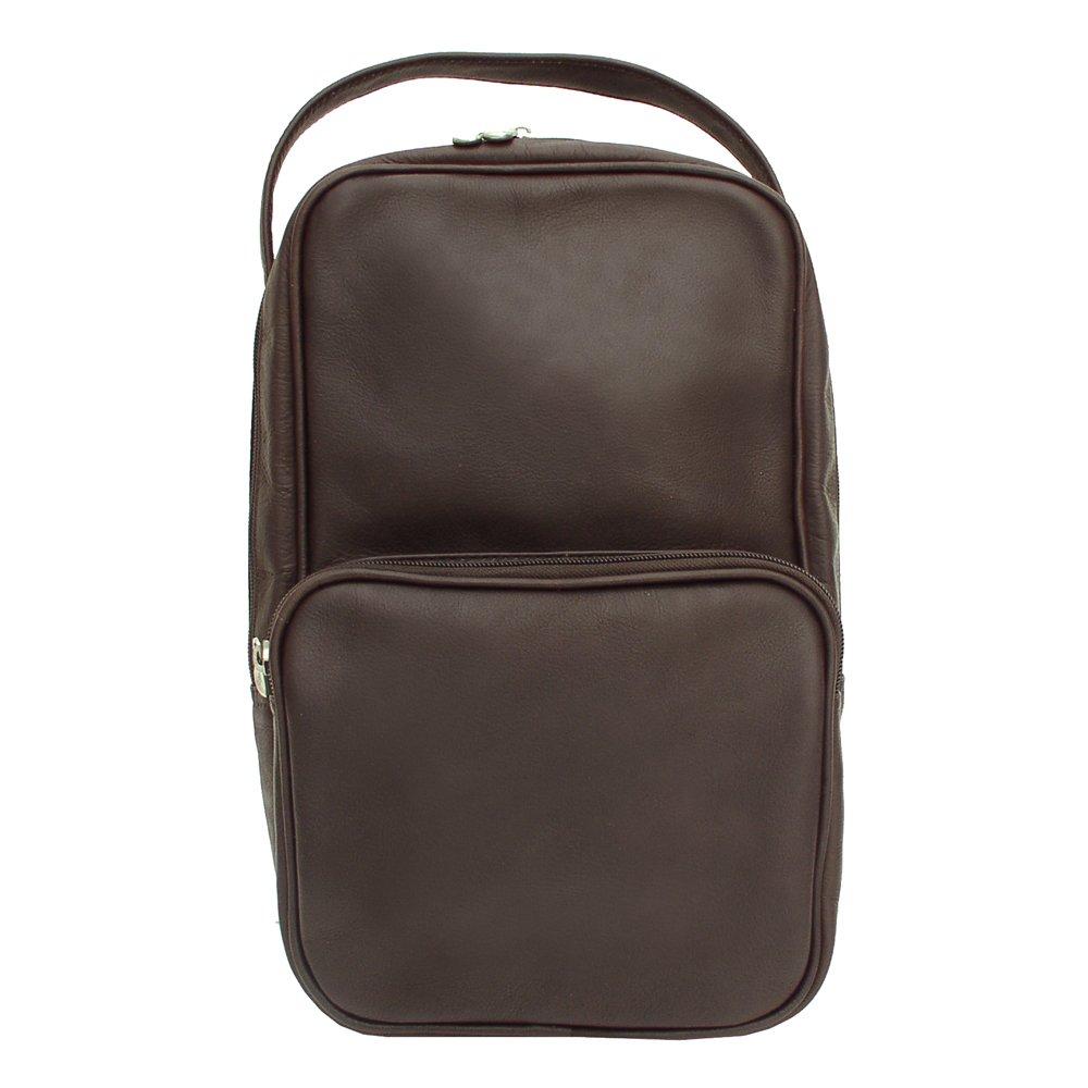 Piel 9743-CHC Chocolate Golf Shoe Bag B002E61KAM
