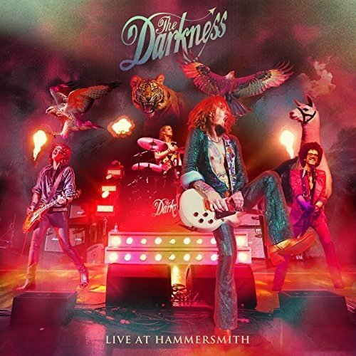 CD : The Darkness - Live At Hammersmith (CD)