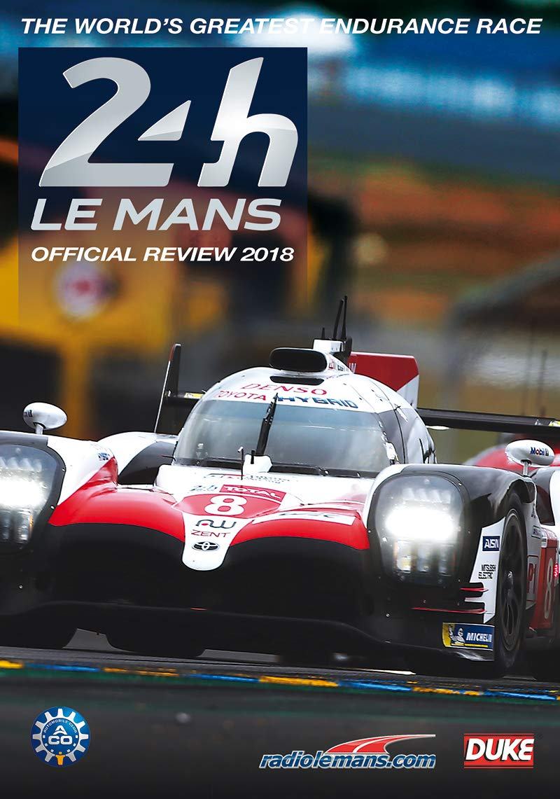 Blu-ray : Le Mans 2018 Review (Blu-ray)