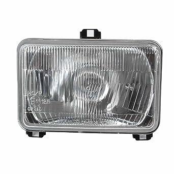 amazon com: f0nn13005ab new ford new holland headlight assembly 5640 6640  7740 7840 8240: industrial & scientific