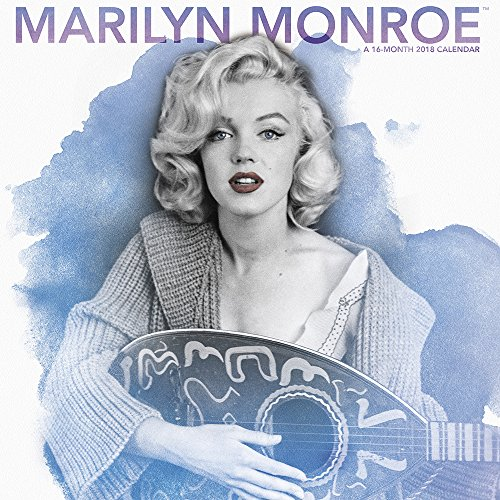 2018 Marilyn Monroe Wall Calendar (Mead)