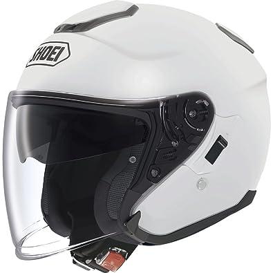 Shoei J-Cruise Plain White White M