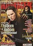 METAL HAMMER Magazine April 2008 # 177 Children Of Bodom Judas Priest Opeth Meshuggah Apocalyptica Sick Of It All Lacuna Coil Cavalera Conspiracy In Flames (Metal Hammer Magazine)
