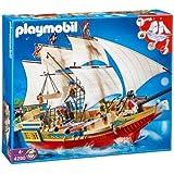 Playmobil Large Pirate Ship