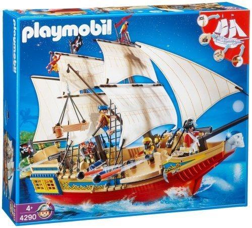Playmobil Pirate Ship - 7