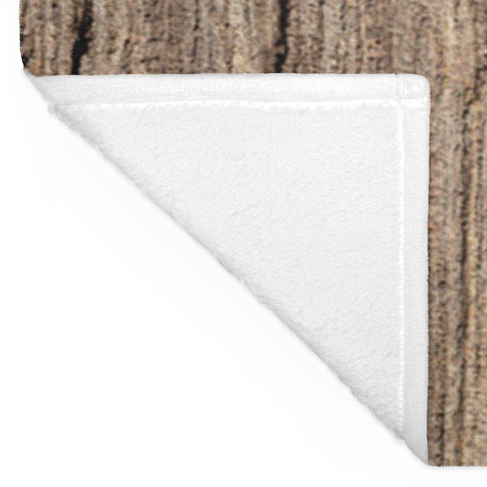 Society6 Wood Rhino Black 88'' x 104'' Blanket by Society6 (Image #3)