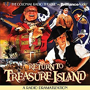 Return to Treasure Island Radio/TV Program