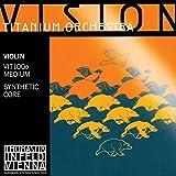 Thomastik Vision Titanium Orchestra 4/4 Violin String Set - Medium Gauge