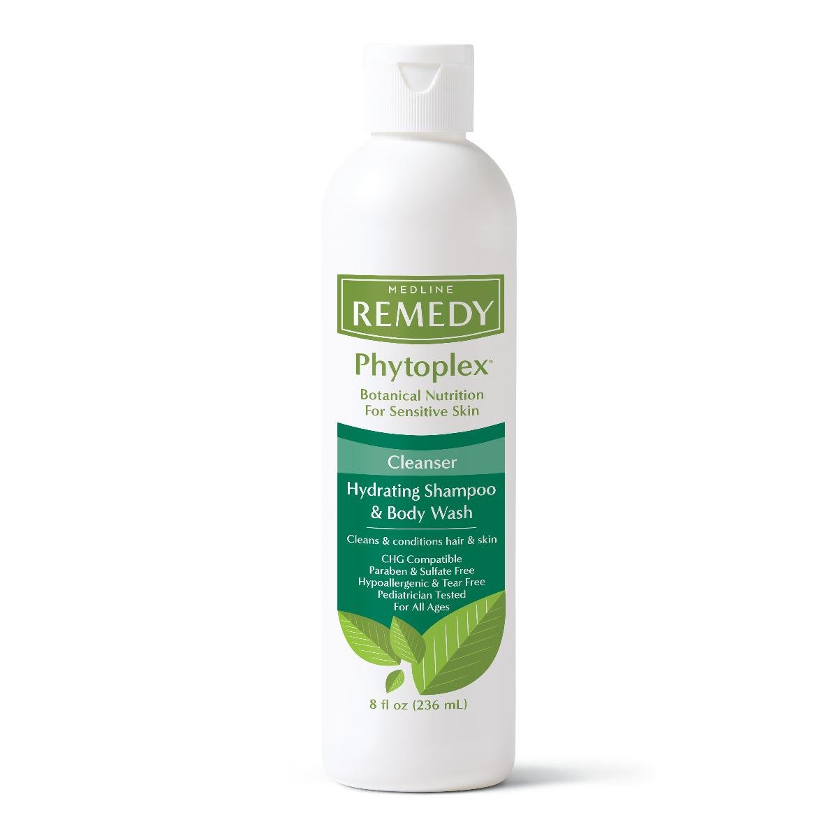 Medline MSC092002 Remedy with Phytoplex Hydrating Cleansing Gel, 2 oz pack of 96