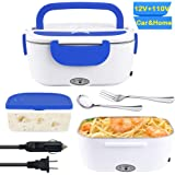 Amazon.com: Electric Lunch Box 2 in 1 for Car/Truck and Work ...