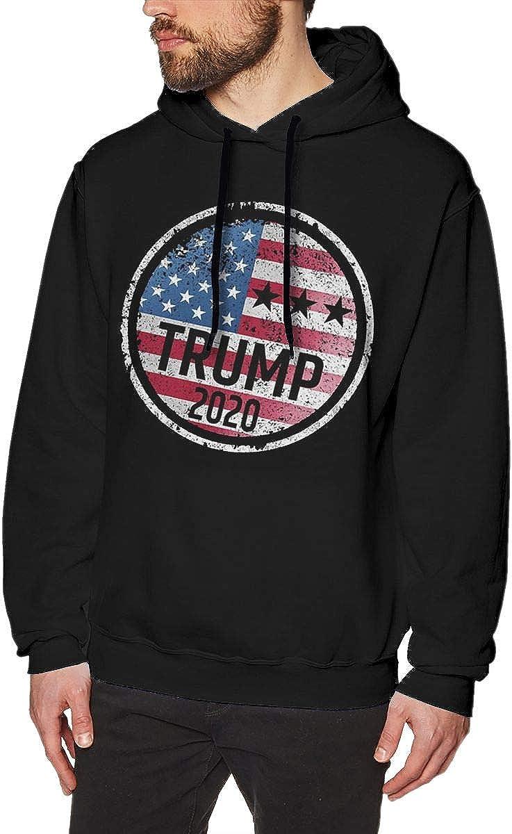 ZL Trump 2020 Mens Hoodie Sweatshirt