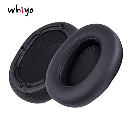 e92375733c8 Image Unavailable. Image not available for. Color: Whiyo 1 Pair of Ear Pads  Cushion Cover Earpads Replacement Cups for Edifier ...