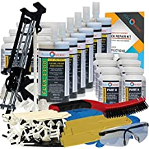 Concrete Foundation Crack Repair Kit - Mid-Range Viscosity Polyurethane - FLEXKIT-1100-60