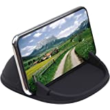 Car Phone Holder, Staont Anti-Slip Silicone Dashboard Car Pad Compatible with iPhone, Samsung, Android Smart Phones, GPS, KGs