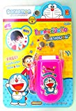Toy! Mobile Doraemon Sound and Light, Free Battery 3 Piece!