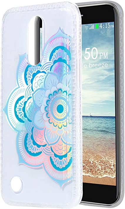 LG K10 2017 – Carcasa de silicona, LG K10 2017 Case, LG K10 2017 ...