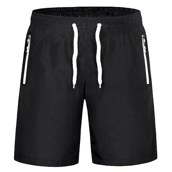 Byqny Hombre Pantalones Cortos Shorts Deportivos Al Aire Libre Playa Ligero Y Transpirable Casual Secado Rápido Pantalones Cortos Qk9sSy