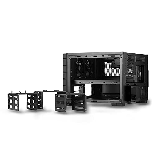 Cooler Master HAF XB EVO - High Air Flow Test Bench and LAN Box Desktop Computer Case