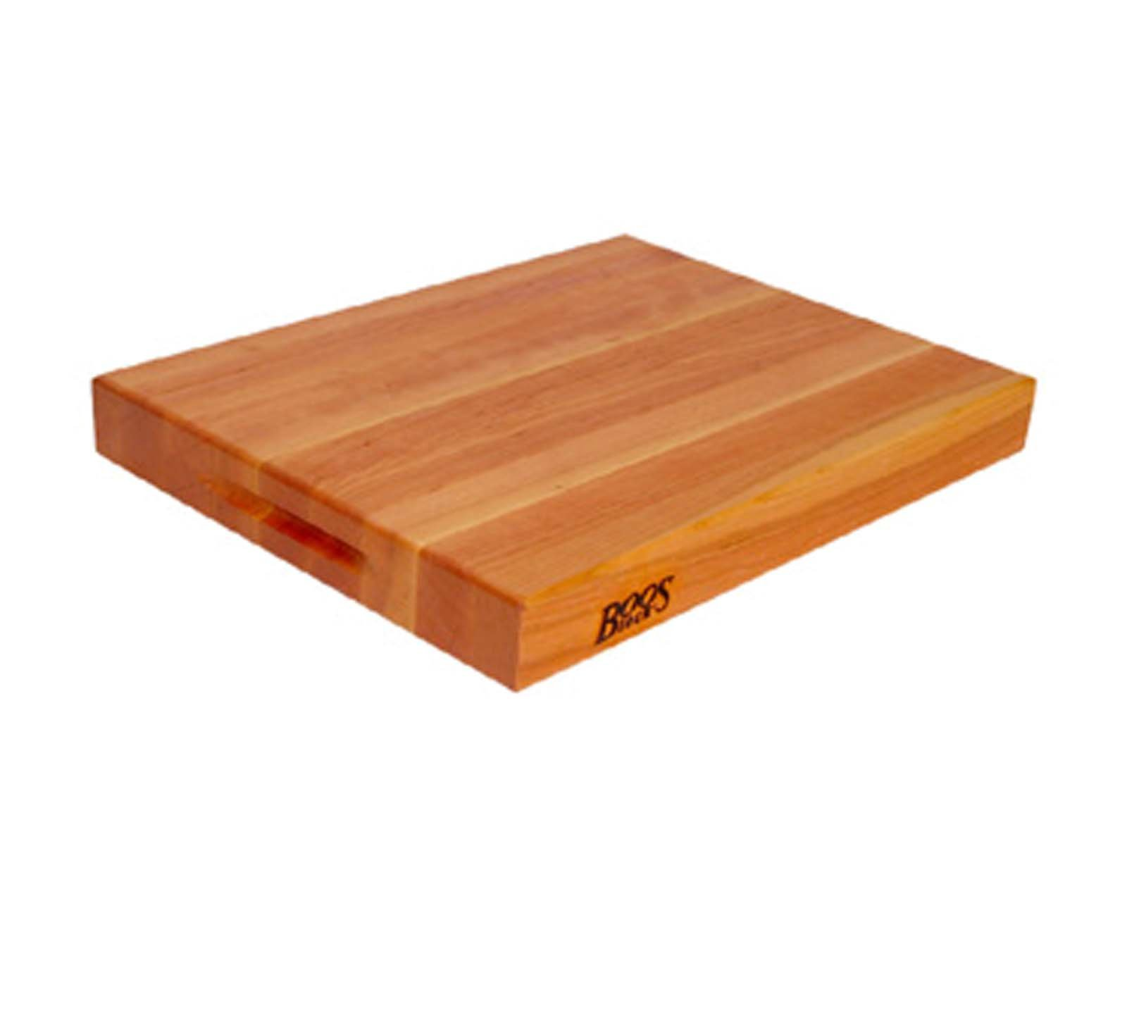 John Boos RA-Cutting Board, 24 Inches x 18 Inches x 2.25 Inches - Cherry
