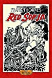 img - for Frank Thorne's Red Sonja Art Edition Volume 3 HC by Roy Thomas (2015-05-07) book / textbook / text book