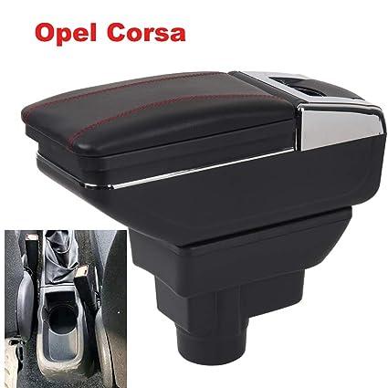 Apoyabrazos para Corsa 2006-2019 Reposabrazos Caja Consolas ...