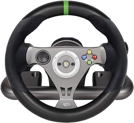 Mad Catz - Volante Inalámbrico (Licencia X360) (Xbox 360): Amazon ...