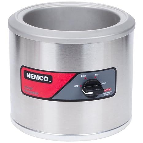 Amazon.com: Nemco Ronda Countertop calentador de alimentos ...