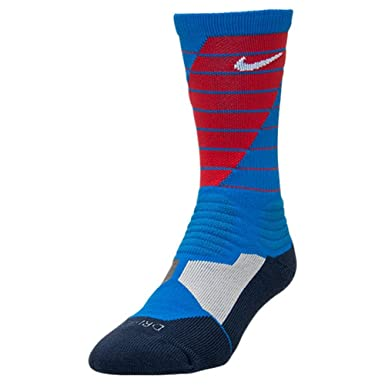 Amazon.com: Nike Hyper Elite Power Up Basketball Crew ...