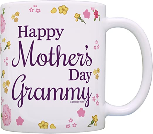 Gift for Grammy Coffee Grammy Mug Gift for Grammy Grammy Grammy Gifts Mothers Day Gift for Grammy