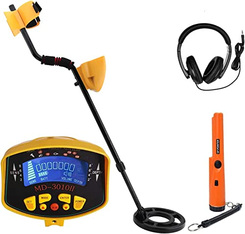 MIQIKO Digital Metal Detector