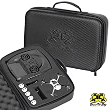 NEW - Hubsan X4 Carrying Case For H107D Plus FPV - Waterproof | Durable | Compact | EVA Material - Carry Your Drone with Maximum Protection