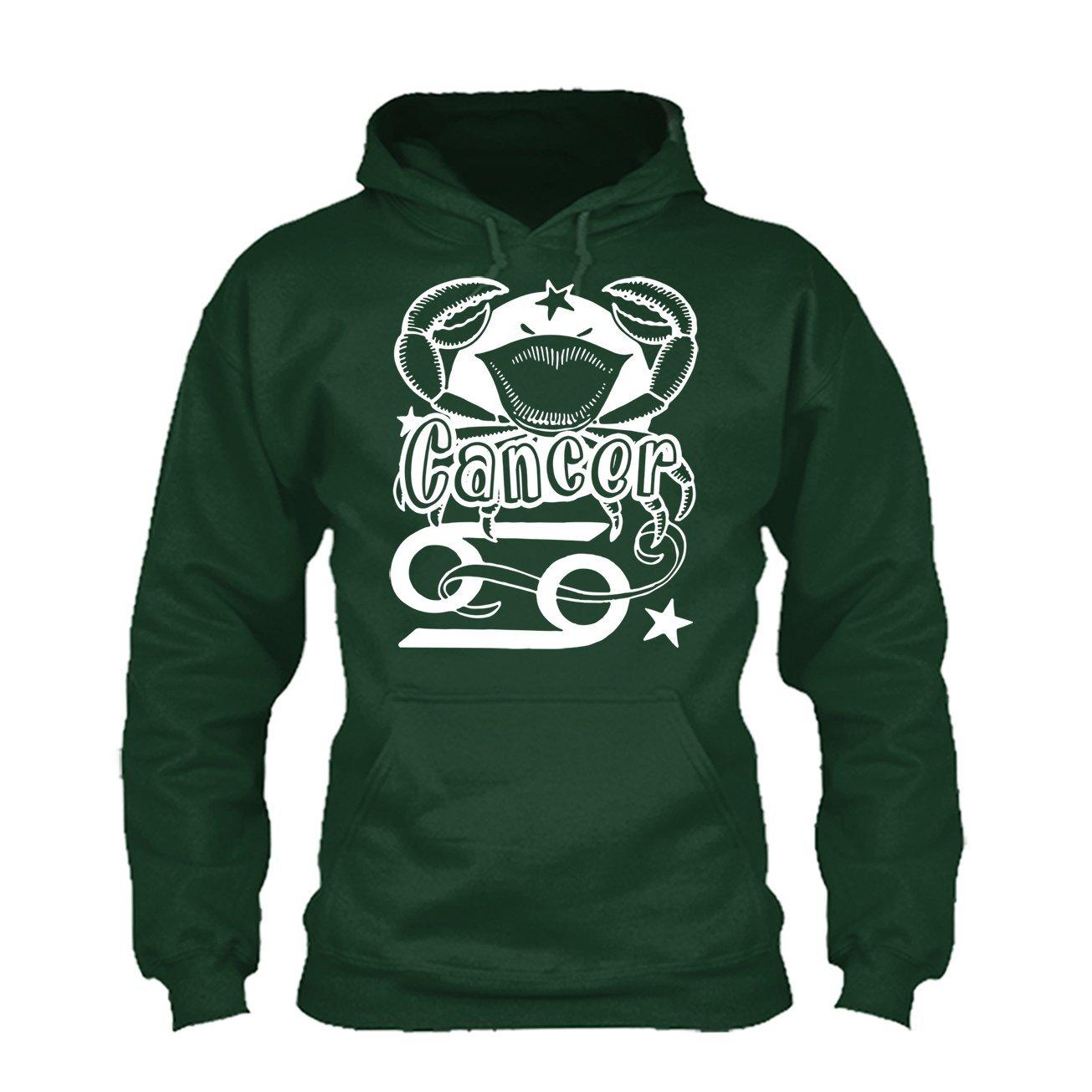 Cool Cancer Zodiac Tshirt Sweatshirt Design