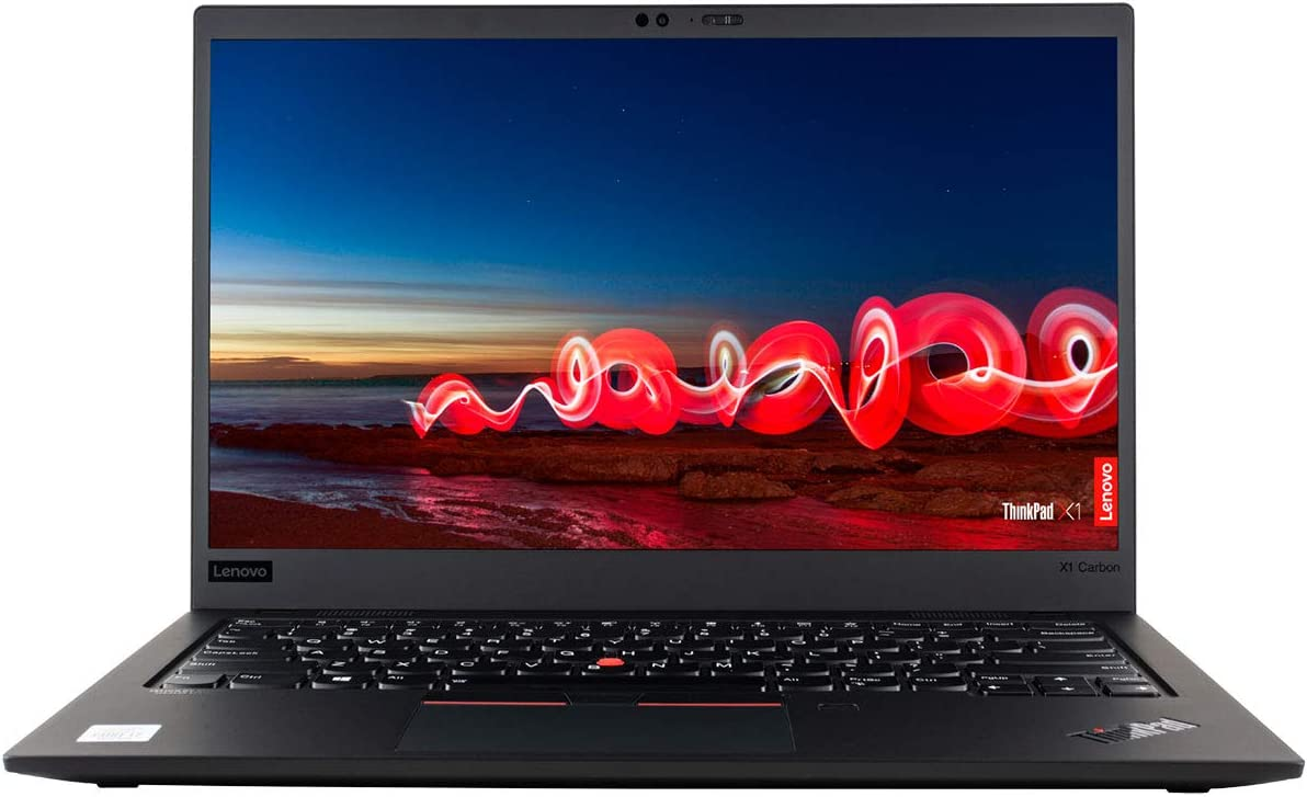 "Lenovo_ThinkPad_X1 Carbon Business Ultrabook Laptop (Intel i7-10510U, 16GB RAM, 1TB NVMe SSD, 14.0"" 4K UHD IPS, Windows 10 Pro) Professional Notebook Computer"