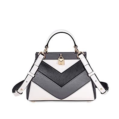 93cc1be74a2d Amazon.com  Michael Kors Grammercy Frame Small Th Leather Satchel  Shoes