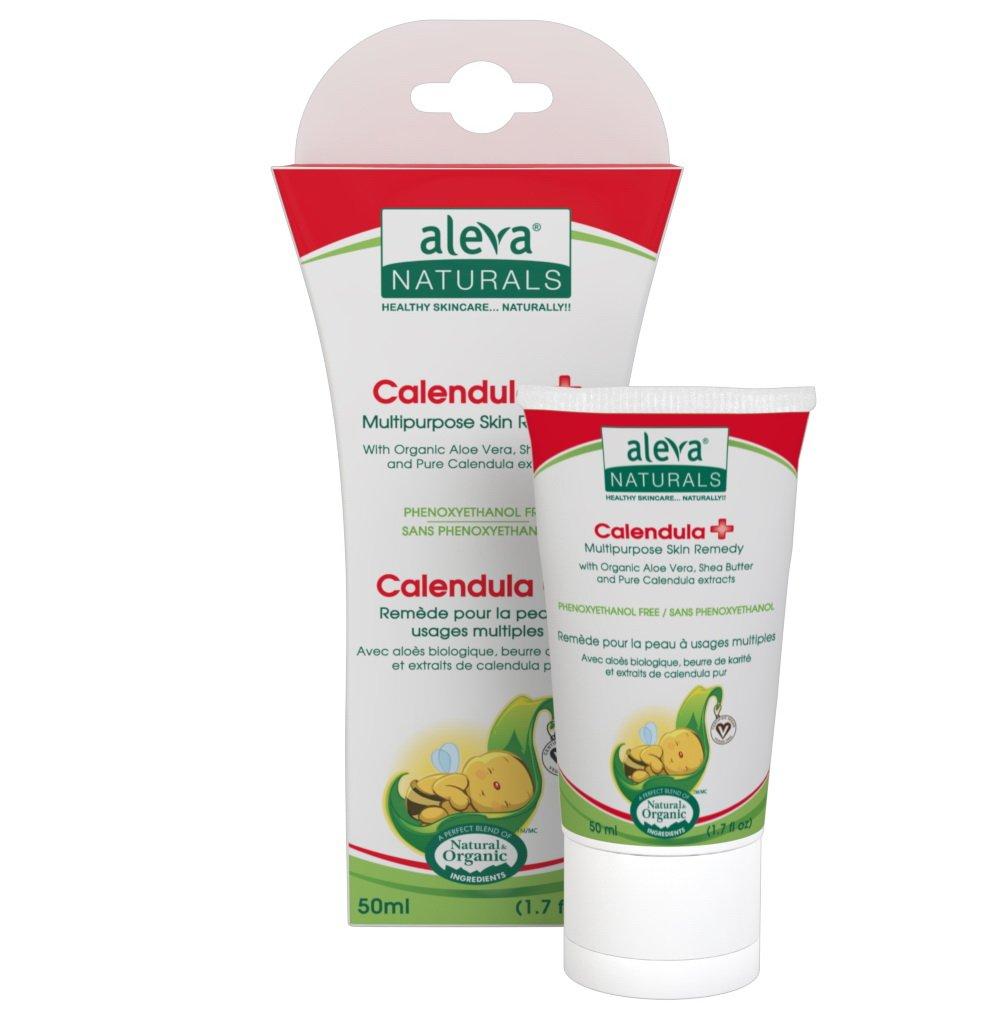 Aleva Naturals Calendula Plus Nature's Skin Remedy, 1.7 fl. Oz/50ml DGL-038