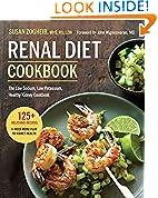 #10: Renal Diet Cookbook: The Low Sodium, Low Potassium, Healthy Kidney Cookbook