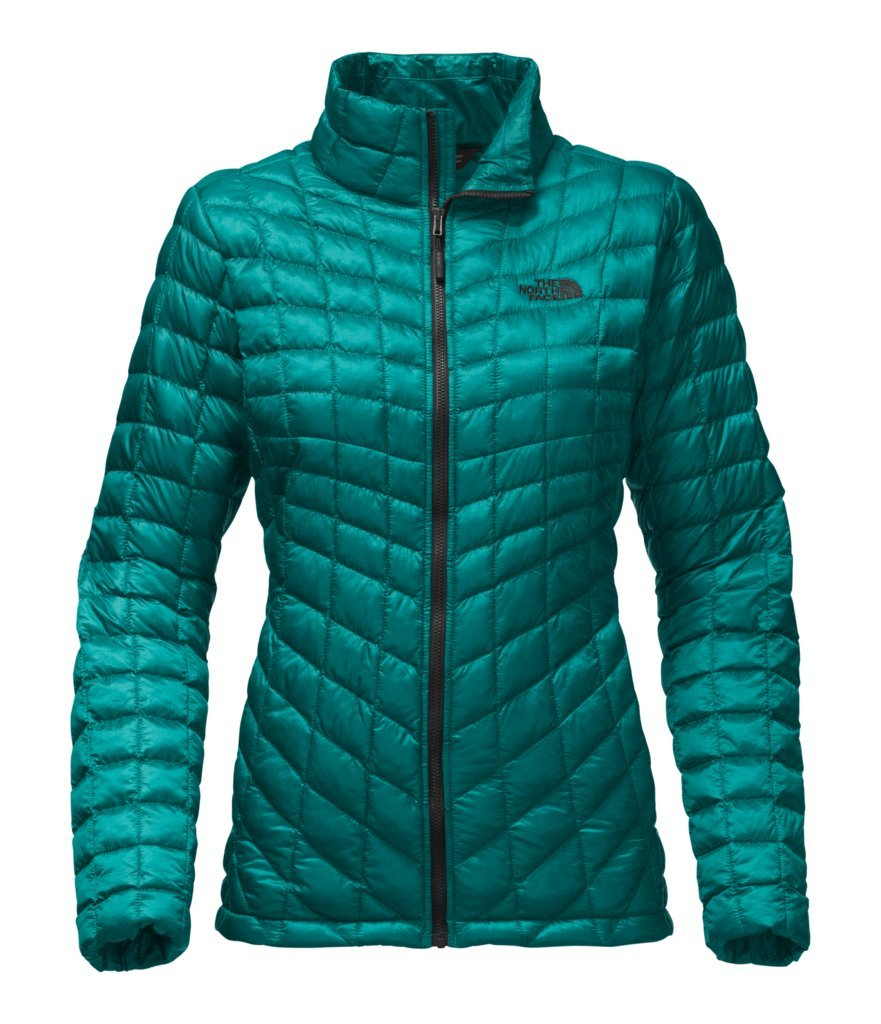 The North Face Women's Thermoball Full Zip Jacket - Harbor Blue - S