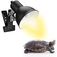 Lámpara de Tortuga, Lámpara de Calor de Reptil de 75 W, lámpara de Calor de Tortuga, Calentador de lámpara de…