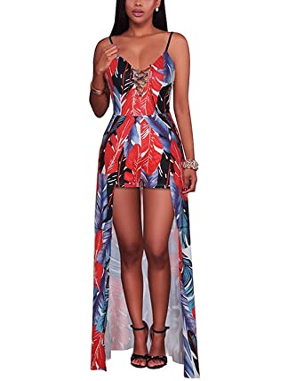 728d6bed1bbc Image Unavailable. Image not available for. Color  Dedesty Trendy Vintage  Ruffle Plain Floral Printed Off Shoulder Bodycon Long Party Maxi Dress ...