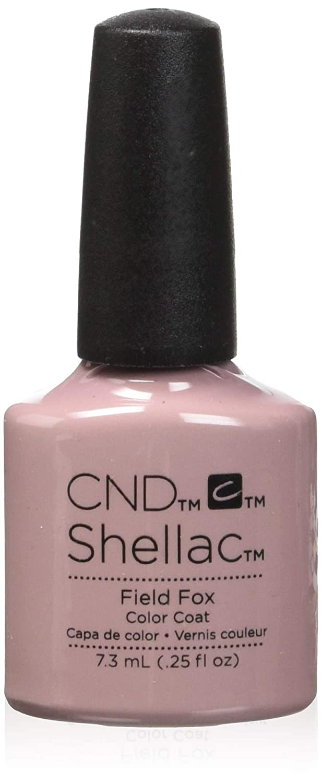 CND Original Shellac Field Fox, 1er Pack (1 x 7,3 ml) 90782
