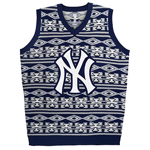 MLB Aztec Ugly Sweater Vest product image