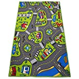 "LargeKids Carpet Playmat Rug 32"" x 52"" with"